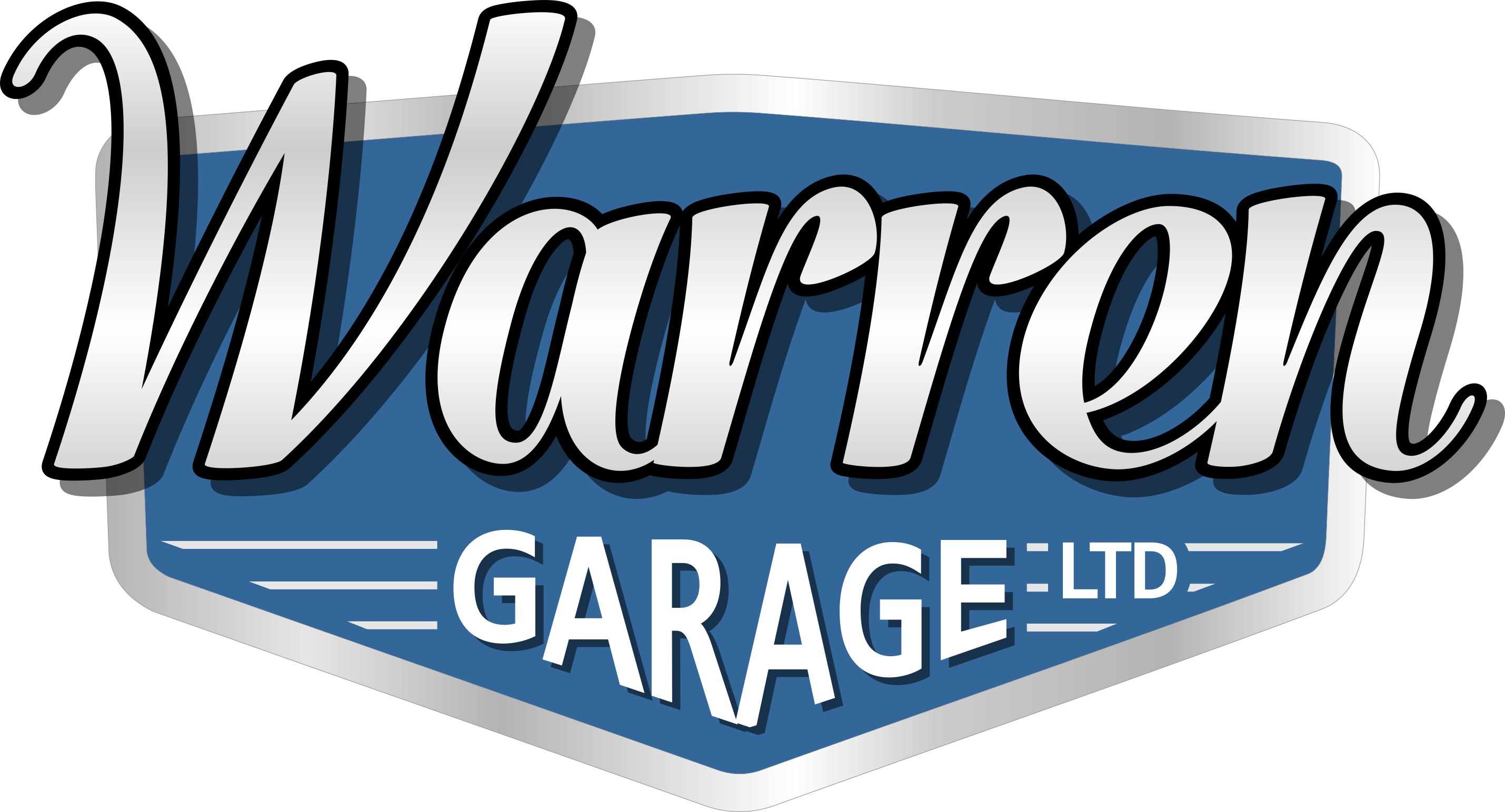 Warren Garage Logo