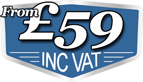 From £59 Inc VAT