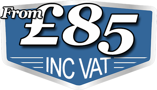 From £85 Inc VAT